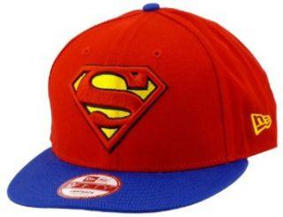 DC COMCIS   NEW ERA SNAPBACK   SUPERMAN   REVERSE HERO