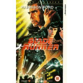 Blade Runner [UK Import] [VHS] Harrison Ford, Rutger Hauer, Sean