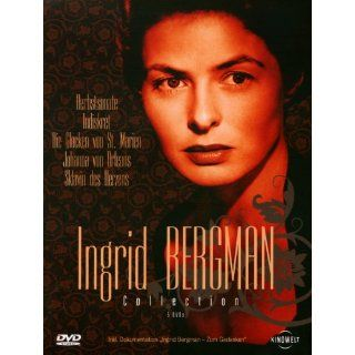 Ingrid Bergman Collection (5 DVDs) Ingrid Bergman, Leo