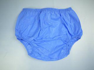 Neu Adult Baby PVC Windelhose Inkontinenz Slip Diapers #P005 6