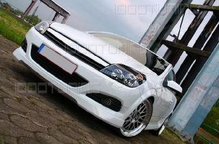 Opel Astra H GTC / Twin Top Frontspoiler Spoilerlippe OPC Lippe Tuning