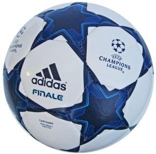 Adidas Finale Champions League blaue Sterne Fußball [411]