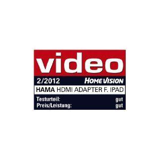 Hama HDMI Adapter für Apple iPod/iPhone/iPad Elektronik