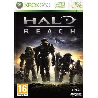 Halo: Reach (Xbox 360) [PEGI]: Games