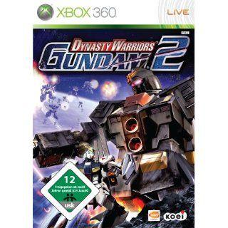 Dynasty Warriors Gundam 2 Xbox 360 Games