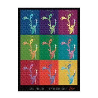 Elvis Presley Puzzle 75th Anniversary mit 1000 Teilen