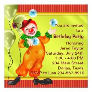 December Morning Designs Invitation Central Boy Birthday