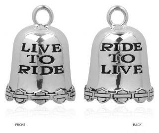 Harley Davidson HD Riding Bell Glücksglocke Ridebell