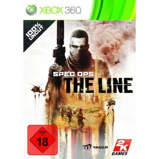 Spec Ops The Line (uncut) Xbox 360 Games