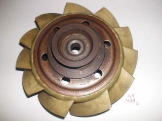 Hatz Diesel Motor 2L41C 2L 41C Teile, hier Lüfterrad Lichtmaschine