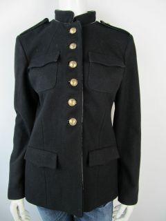 Corleone Mantel Coat Jacke Jacket Schwarz Neu L UVP419€