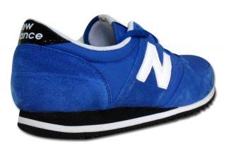 New Balance NB U 420 SBK Schuhe Sneaker Blau Schwarz Blue Modell 2012