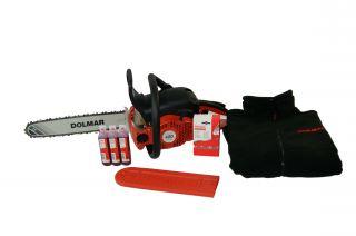 DOLMAR PS 420 SC; 3,0 PS , 38 cm Schnittlänge Kettensäge Motorsäge
