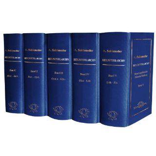Heilmittelarchiv Armin Seideneder Bücher
