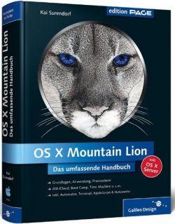 OS X 10.8 Mountain Lion   Das umfassende Handbuch (Galileo)