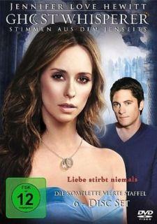 Ghost Whisperer (Die komplette 4. Staffel)  6 DVD  0/441