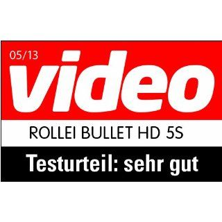 Rollei Bullet HD 5S 1080p Outdoor Edition 1,4 Zoll Kamera