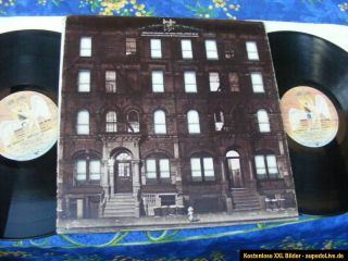 LED ZEPPELIN ♫ PHYSICAL GRAFFITI ♫ rare vinyl 1ST G two records #3