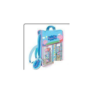Peppa Pig Schreibwaren gefüllten Rucksack Spielzeug