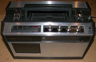 Sharp RS 433 H AM/FM Stereo Cassette   Radiorecorder   Boom Box   Kult