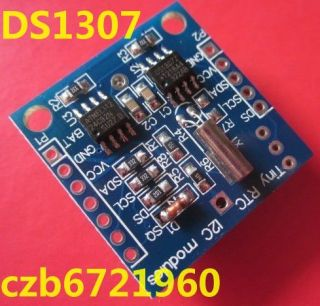 Arduino I2C RTC DS1307 AT24C32 Real Time Clock Module For AVR ARM