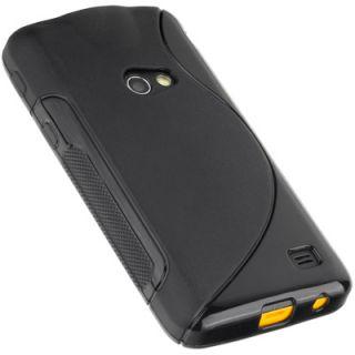Design Protect Case f Samsung Galaxy Beam i8530 Hülle Tasche schwarz