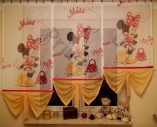 Disney, Warner Bros Gardine, Kindergardine, Kinderzimmer Gardine, Baby