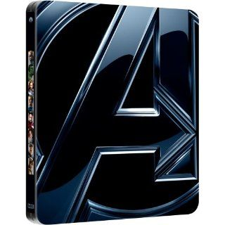 The Avengers Assemble   3D BR Exclusiv Steelbook Limited Edition 2D