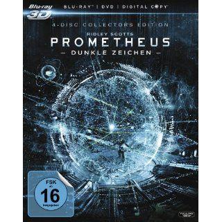 Prometheus   Dunkle Zeichen + Blu ray + DVD + Digital Copy Collectors