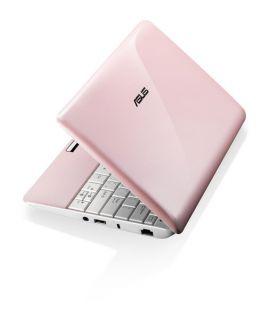 Asus Eee PC R105D Laptop Netbook 1GB 250GB N455 Pink