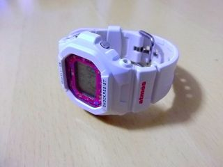 Title; Hello Kitty x Atmos★Casio Baby G Shock★JAPAN Limited