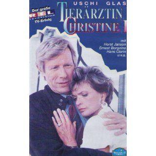 Tierärztin Christine I [VHS] Uschi Glas, Horst Janson, Ernest