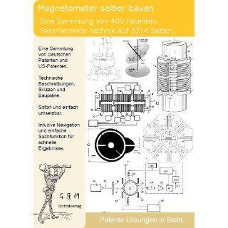 Magnetometer Teslameter Gaußmeter selber bauen 409 geniela Patente