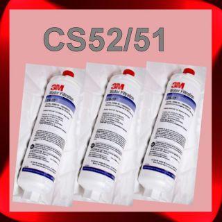 CS 51 Cuno 3M Wasserfilter Bosch Kühlschrank zu CS 451 CS 452
