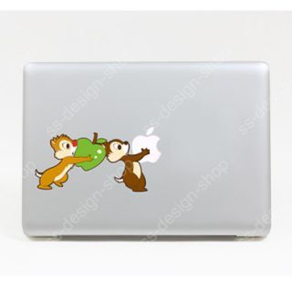 Chip n Dale Rescue Rangers Vinyl Macbook Decal Sticker Vinyl for