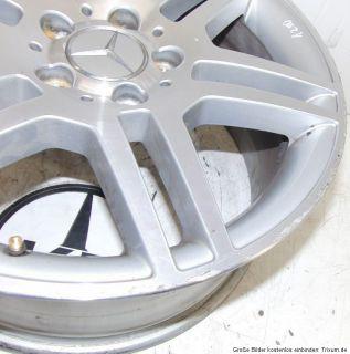 AMG Alufelge Mercedes C Klasse W204 2044014602 AM011 Felgen Felge 8