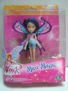 winx club Verein enchantix puppe fairy fee Musa alfea high school