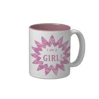 Pink Camouflage Mugs, Pink Camouflage Coffee Mugs, Steins & Mug