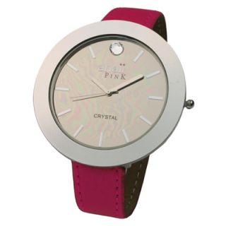 Anaii Pink Armbanduhr CRYSTAL pink