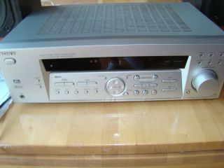 Sony STR DE 485E Digital Surround Receiver mit Fernbedienung und