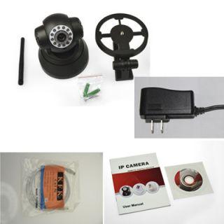 IP Kamera WLAN Webcam WIRELESS WiFi netzwerkkamera Überwachungskam