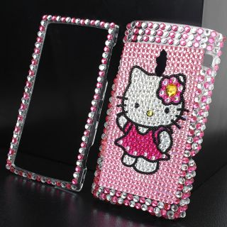 Hello Kitty Diamond Cover Fits Sony Ericsson Xperia X10