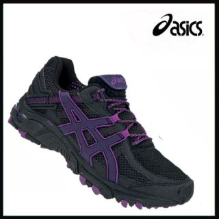 Asics Gel Trabuco 14 Damen black/purple/violet