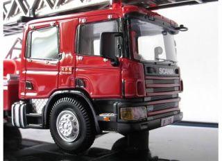 China Hong Kong Fire truck SCANIA 360 52M TL SUPERDETAIL Maßstab 1