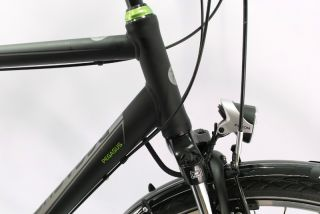 Pegasus Solero SL Herren Fahrrad ink. Sigma BC509 / Mod. 2013 schwarz