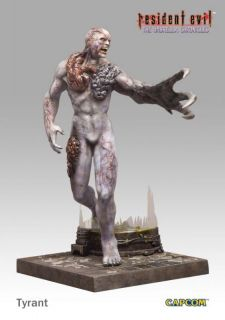 Resident Evil Virtual Legends Tyrant 35cm Statue Figur massiv NEU mit