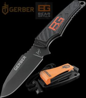 GERBER BEAR GRYLLS ULTRA COMPACT FIXED BLADE KNIFE 31 001516 *NEW*