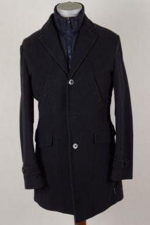 Jacke Armani Jeans Herren Blau Q6L03 tg. 52 56 Rabatt  60%