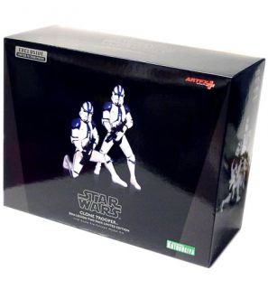 501ST LEGION Figuren Two Pack 1 10 Kotobukiya ARTFX Star Wars CLONE