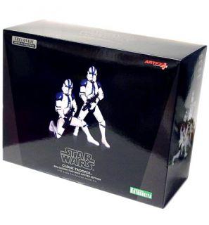 501ST LEGION Figuren Two Pack 1 10 Kotobukiya ARTFX Star Wars CLONE